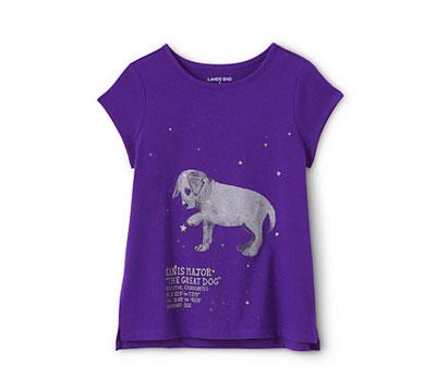 T-Shirts für Mädchen im Sommerschlussverkauf